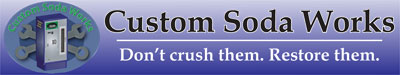 Custom Soda Works Web Site